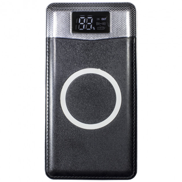 PowerBank Wireless Charger 20000 mAh Black