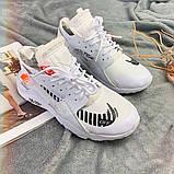 Кроссовки женские Nike Huarache x OFF-White  00025 ⏩ [ 36последняя пара] о, фото 2