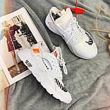 Кроссовки женские Nike Huarache x OFF-White  00025 ⏩ [ 36последняя пара] о, фото 3