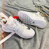 Кроссовки женские Nike Huarache x OFF-White  00025 ⏩ [ 36последняя пара] о, фото 4