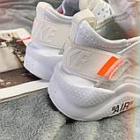Кроссовки женские Nike Huarache x OFF-White  00025 ⏩ [ 36последняя пара] о, фото 6