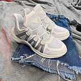 Кроссовки женские Louis Vuitton  00057 ⏩ [ 36.37 ] о, фото 5