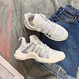 Кроссовки женские Louis Vuitton  00057 ⏩ [ 36.37 ] о, фото 7