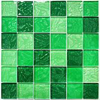 Стеклянная мраморная мозаика для ванной, кухни, гостинной, магазина MZR-4057