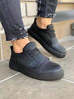 Чоловічі кросівки KNACK 999 black, фото 1
