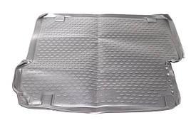 Коврик в багажник BMW X3 F25 2010-, полиуретан (Novline)