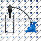 Молотковая дробилка (дробилка щепы, зернодробилка) CHOPPER - 600, фото 5