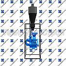 Молотковая дробилка (дробилка щепы, зернодробилка) CHOPPER - 600, фото 7