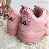 Кросівки жіночі Fila 99989 ⏩ [ 37.37 ], фото 2