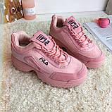 Кросівки жіночі Fila 99989 ⏩ [ 37.37 ], фото 3