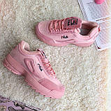 Кросівки жіночі Fila 99989 ⏩ [ 37.37 ], фото 4