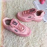 Кросівки жіночі Fila 99989 ⏩ [ 37.37 ], фото 7