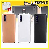 Зарядное устройство Power Bank 50000 c экраном 3 USB + Подарок!