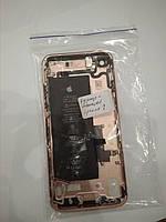 Корпус iPhone 7 + батарея оригинал бу, запчасть с разборки