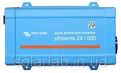 Инвертор Victron Energy Phoenix 24/500 VE.Direct Schuko