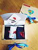 Подарочный набор мужской носки 3 шт. ПЕРЦЫ, фото 5