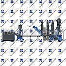 Полный цикл гранулирования (мини завод для производства пеллет), фото 4