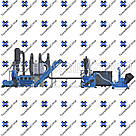 Полный цикл гранулирования (мини завод для производства пеллет), фото 5