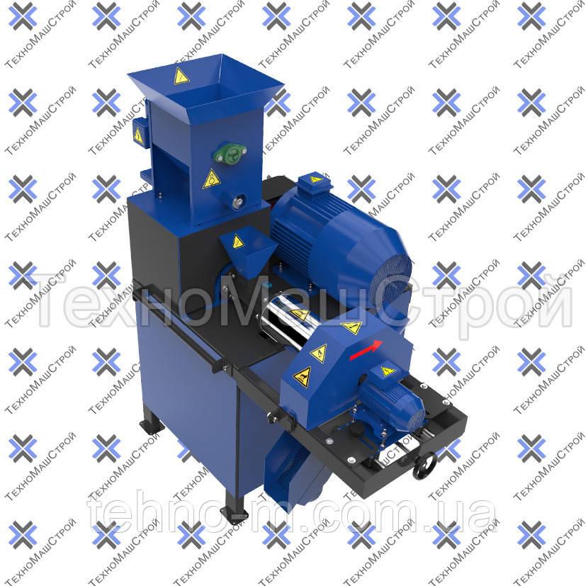 Оборудование для производства корма для домашних животных ЕШК-60