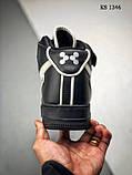 Кроссовки Мужские  кожаные, фото 4