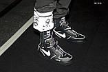 Кроссовки Мужские  кожаные, фото 5