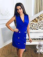 Безумно красивое платье-пиджак, фото 1