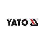 Лопата штыковая с металлической ручкой 19.5 X 28.5 Х 120 см YATO YT-86800 (Польша), фото 3