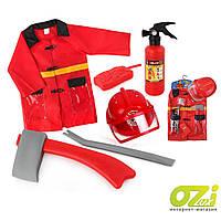 Детский костюм пожарника 9911А