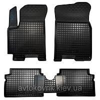 Полиуретановые коврики в салон Chevrolet Aveo (Т200) 2006-2011 (AVTO-GUMM)