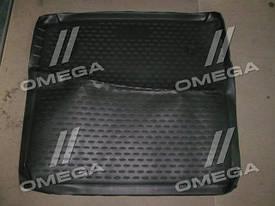 Коврик в багажник BMW X1 E84 2009-2015, полиуретан (Novline)