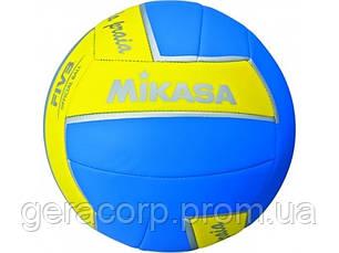 Мяч для пляжного волейбола Mikasa VXS-RDP1, фото 2