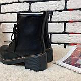 Ботинки женские демисезон РАЗМЕР [40], фото 4