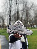 Кросівки чоловічі натуральна шкіра Nike M2K Tekno Найк М2К Текно РОЗМІР 45, фото 2