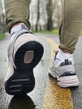 Кросівки чоловічі натуральна шкіра Nike M2K Tekno Найк М2К Текно РОЗМІР 45, фото 4