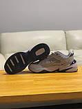 Кросівки чоловічі натуральна шкіра Nike M2K Tekno Найк М2К Текно РОЗМІР 45, фото 7