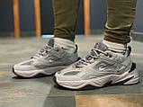 Кросівки чоловічі натуральна шкіра Nike M2K Tekno Найк М2К Текно РОЗМІР 45, фото 10