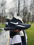 Кросівки чоловічі натуральна шкіра NIKE AIR MAX 270 Найк Аір Макс (РОЗМІР 41), фото 2