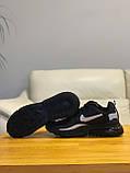 Кросівки чоловічі натуральна шкіра NIKE AIR MAX 270 Найк Аір Макс (РОЗМІР 41), фото 7