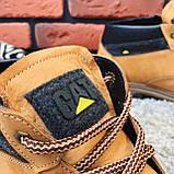 Зимние ботинки (на меху) мужские CAT 13041 ⏩ [ 41,42,43,44,45 ], фото 2