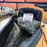 Зимние ботинки (на меху) мужские CAT 13041 ⏩ [ 41,42,43,44,45 ], фото 3