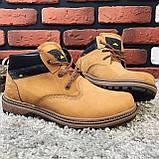Зимние ботинки (на меху) мужские CAT 13041 ⏩ [ 41,42,43,44,45 ], фото 4