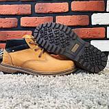 Зимние ботинки (на меху) мужские CAT 13041 ⏩ [ 41,42,43,44,45 ], фото 5