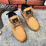 Зимние ботинки (на меху) мужские CAT 13041 ⏩ [ 41,42,43,44,45 ], фото 7