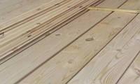 Дошка для підлоги стругана, доска пола, 32 мм