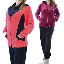 Велюровые спортивные костюмы женские