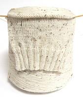 Меринос арт. Tweed.  Итальянская бобинная пряжа