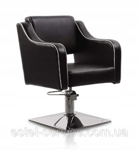 Глянцевое кресло на осоновании диск MONTANA AM047