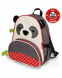 Детский рюкзак Skip Hop Zoo Pack (Zoo Little Kid Backpack) - Panda (Панда), 3+