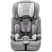Автокресло KinderKraft Comfort Up 9-36 кг серое