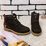 Зимние ботинки (на меху) женские Timberland  13046 ⏩РАЗМЕР [ 36,37,39 ], фото 3